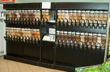 Candy Amp Nuts Dispensing Best Bins